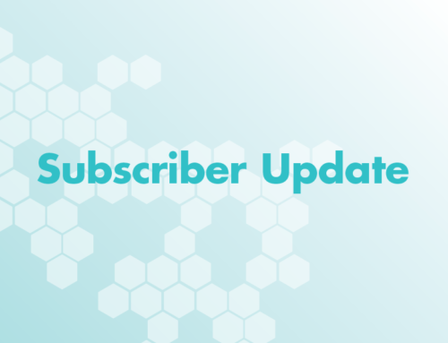 Subscriber Update – August 2017
