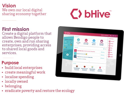 bHive Vision, First Mission and Purpose